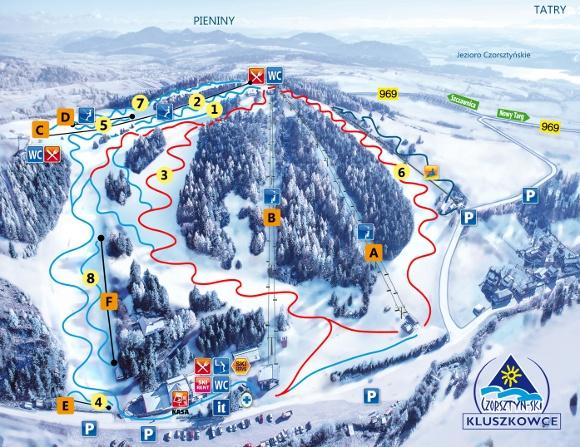 czorsztyn_ski_ferie_zimowe_stok_narciarski