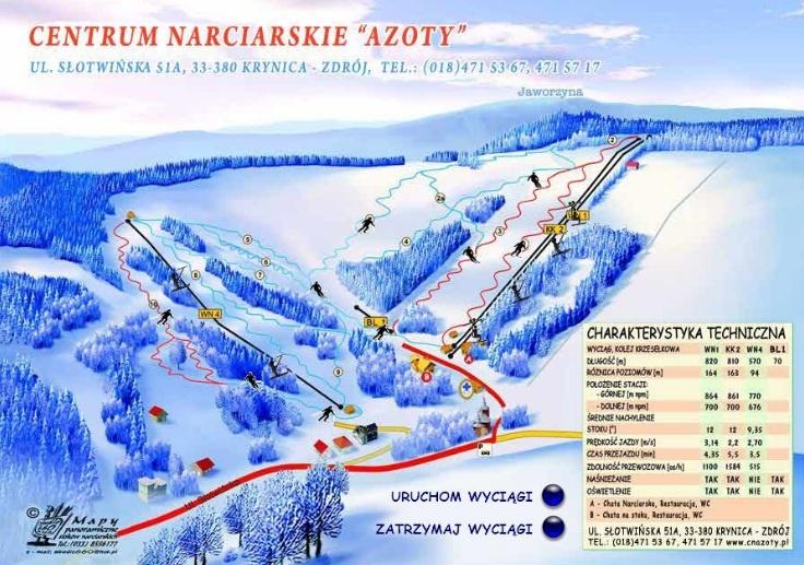 ferie_zimowe_wyciag_narciarski_azoty_krynica_zroj