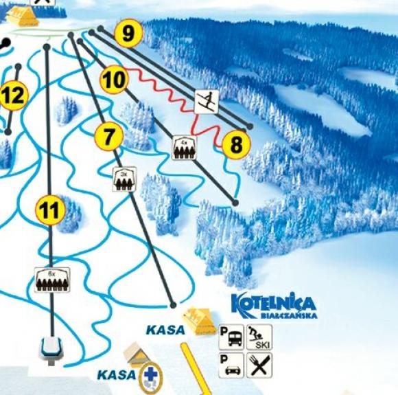 ferie_zimowe_kotelnica_bialczanska_wyciag_narciarski